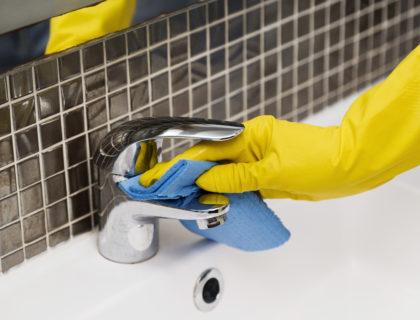Higienen en casa durante la cuarentena